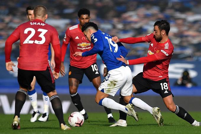 Everton vs Manchester United 03