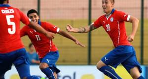 Rodrigo Echeverría Selección Chilena