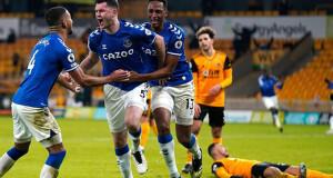 Everton FC vs Wolverhampton