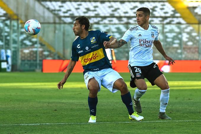 Everton vs Colo Colo 26