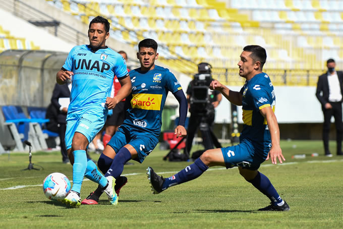 Everton vs Deportes Iquique 19