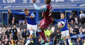 Everton vs West Ham United 4