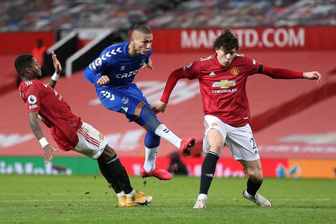 Everton vs Manchester United 04