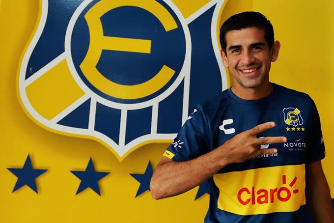 Julio Barroso Everton