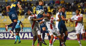 Everton vs Curico Unido 14
